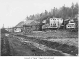 McKay and Dale Mines, Dale Coal Company offices and mines, Continental Coal Company exterior,...