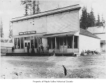 W.D. Gibbon store and Post Office, Maple Valley, 1903