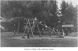 Gaffney's Lake Wilderness Resort playground, Maple Valley, n.d.