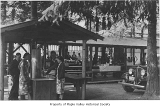 Gaffney's Lake Wilderness Resort dining and food service area, Maple Valley, n.d.