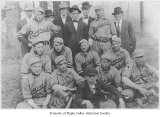 Baseball team from Ravensdale, 1912