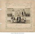 Tahoma High School debate team, Maple Valley, 1928