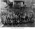 Ravensdale Miners at McKay Mine, Ravensdale, ca. 1935