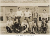 Tahoma High School baseball team, Maple Valley, ca. 1933
