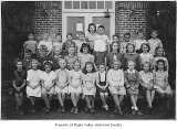 Maple Valley Grade School class with Mrs. Allen, n.d.