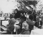 Picnic at Maxwell Orchard, Maple Valley, August 1939