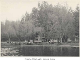 Gaffney's Lake Wilderness Resort cabins and picnic area, Maple Valley, n.d.