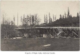 Bridge and trestle over Cedar River at Maple Valley, n.d.
