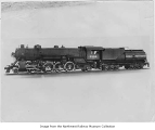 Great Northern steam locomotive #2500, 1923