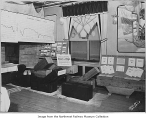 West Coast Wood Preserving Co.'s trade show exhibit, Seattle, ca. 1938