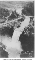 Aerial of Snoqualmie Falls, near Snoqualmie, ca. 1935