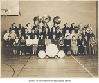 Renton High School Band, Renton, 1934-1935