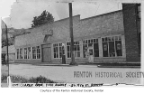 Ford Authorized Sales and Service building exterior, Renton, between 1921 and 1925