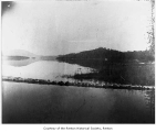 Lake Washington viewed from Renton, 1890-1891