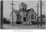 Methodist Episcopal Church exterior, Renton, n.d.