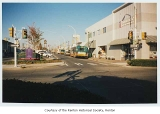 Burnett Avenue South, Renton, November 17, 1997
