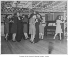 Dance at United Service Organization, Renton, 1943