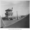 Renton Airport tower, Renton, 1946