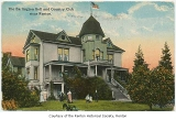 Earlington Golf and Country Club exterior, Renton, ca. 1905