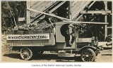 Renton Sunbeam Coal Company truck, probably in Renton, ca. 1923