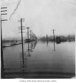 Flooded road, Renton, 1926