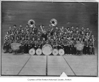 Renton High School Band, Renton, ca. 1935