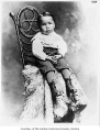 Henry Moses as a child, possibly in Renton, n.d.