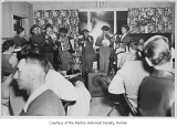 Lions Club Jug Band, probably in Renton, 1950