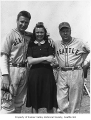Dewey Soriano, Alice Brougham, and Kewpie Barrett, Seattle, 1942