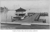 Mount Baker boathouse,  Seattle, ca. 1908