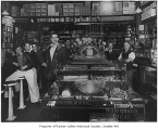 Beanery interior, Seattle, 1929