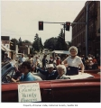 Columbia Pioneers in Columbia City Days parade, Seattle, ca. 1980