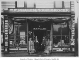 Phalen's Grocery, Seattle, ca. 1915