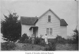 Mathisen family home, Richmond Beach, 1900