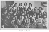 Beauty pageant contestants, Minidoka, ca. 1943