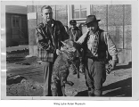 Coyote kill at Minidoka, ca. 1943