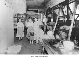 Jefferson Laundry interior, Seattle, ca. 1910