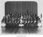 First Hill District Boy Scouts Drum and Bugle Corps, Seattle, June 4, 1941