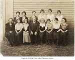 Central School Staff, Auburn, 1921-22
