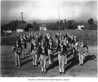 Kent High School marching band, Kent, ca. 1925