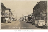 Main Street, with a view of the Truit Building, Auburn, ca. 1941