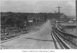 East Main from White River Bridge, Auburn, ca, 1910