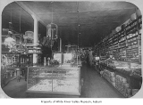 Harper and Hopper Hardware, interior, Auburn, 1907