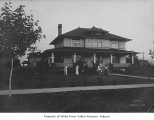 Knickerbocker family home, Auburn, ca. 1910