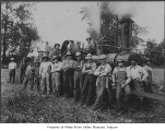 Threshing Crew, Kent, ca. 1910
