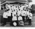 First Battalion Band, International Order of Odd Fellows, Kent, ca. 1915