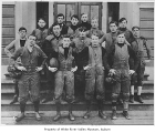 Kent High School football team, Kent, 1910
