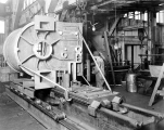 Machine shop interior, Puget Sound Machinery Depot, Seattle, Washington, ca. 1922