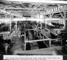 Interior view of workers in processing room, Monterey Canning Co., Monterey, California, ca....