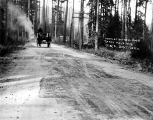 Bothell Road construction, Washington, May 8, 1912